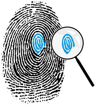 thumbprint
