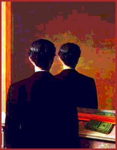 Man InThe Mirror